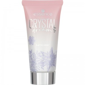 essence - Highlighter - CRYSTAL dreams luminizer - 01 Frozen Shine