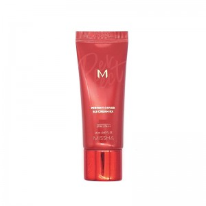 Missha - BB Cream - M Perfect Cover BB Cream RX 20ml - 27