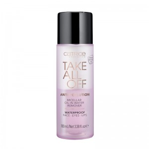 Catrice - Makeupentferner - Take All Off Anti-Pollution Micellar Oil-in-Water Remover 010