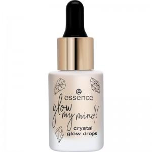 essence - glow my mind! crystal glow drops 01 - glow hard or go home