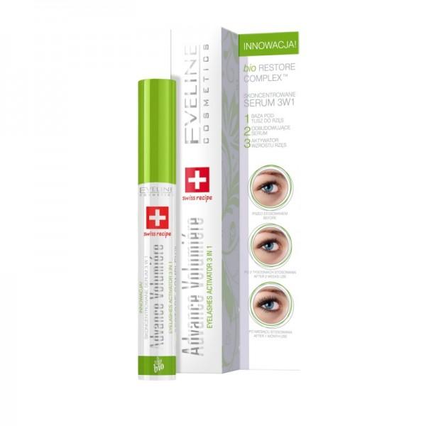 Eveline Cosmetics - Wimpernserum - Advance Volumiere Eyelashes Activator