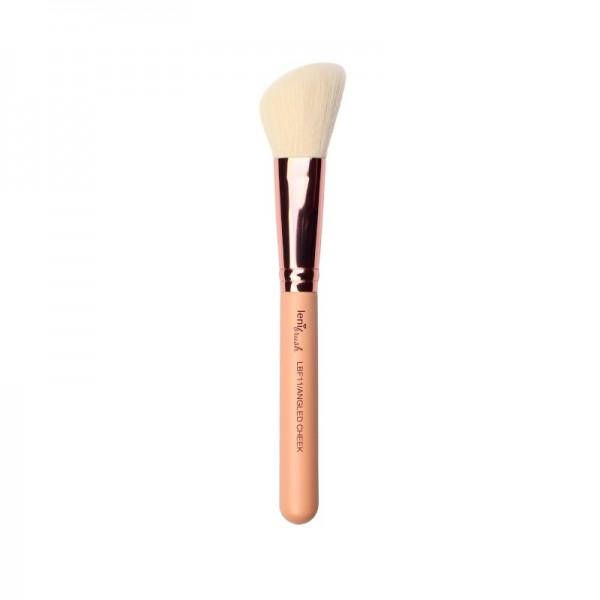 lenibrush - Kosmetikpinsel - Angled Cheek Brush - LBF11 - The Nude Edition