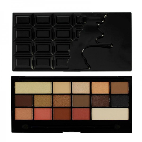 I Heart Makeup - Lidschattenpalette - I Heart Makeup Chocolate Vice