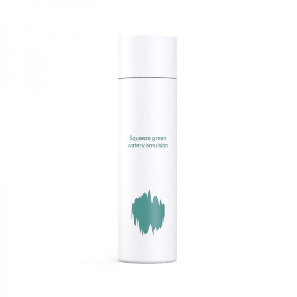 E Nature - Gesichtscreme - Squeeze Green Watery Emulsion