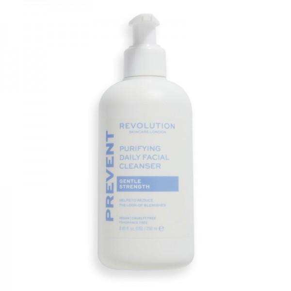 Revolution - Reinigungsgel - Purifying Daily Facial Gel Cleanser with Niacinamide