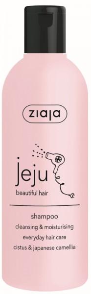 Ziaja - Jeju - Cleansing & Moisturising Shampoo