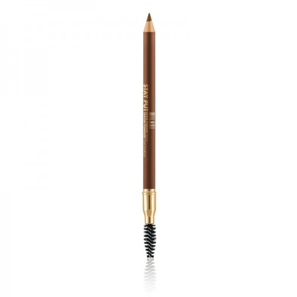 Milani - Augenbrauenstift - Stay Put Brow Pomade Pencil - Soft Brown