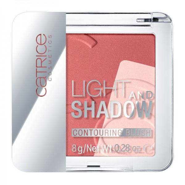 Catrice - Light And Shadow Contouring Blush 030 - Rose Propose