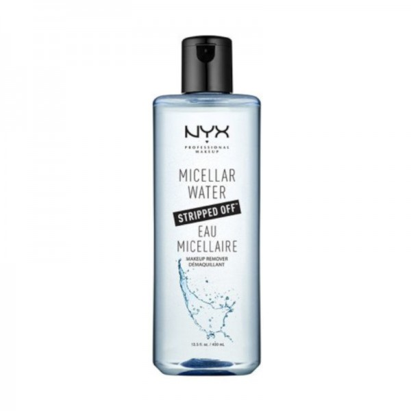 NYX - Makeup Remover - Stripped Off Micellar Water