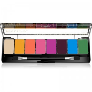 Eveline Cosmetics - Eyeshadow Palette - Neon Lights