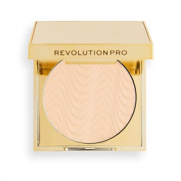 Revolution Pro - Puder - CC Perfecting Pressed Powder - Cool Maple