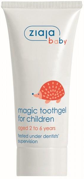 Ziaja - Baby-Zahnpflegegel - Baby Magic Toothgel - Children 2-6 Years
