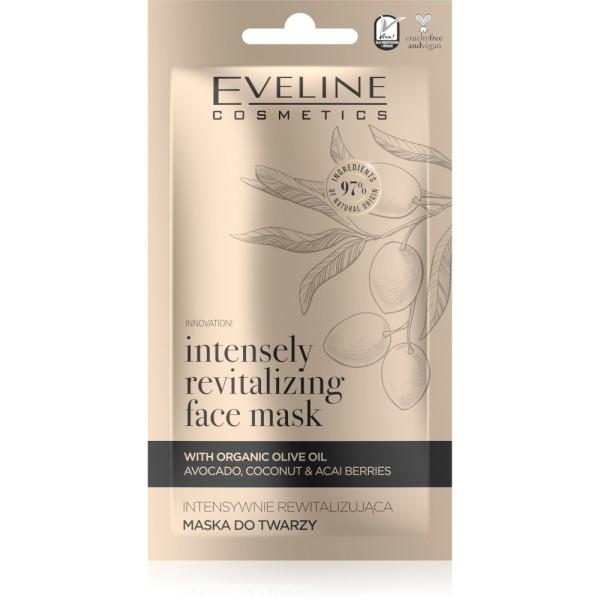 Eveline Cosmetics - Organic Gold Intensively Revitalizing Face Mask