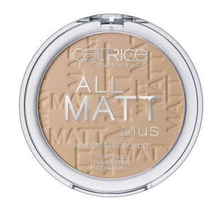 Catrice - Puder - All Matt Plus Shine Control Powder - Warm Beige 030