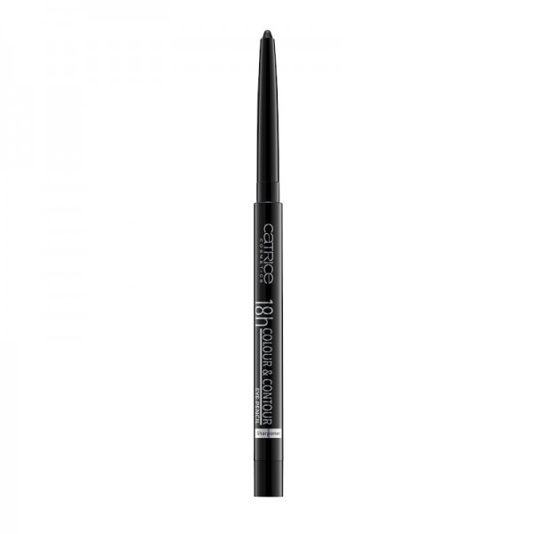Catrice - Eyeliner - 18h Colour & Contour Eye Pencil 010 - Me, My Black And I