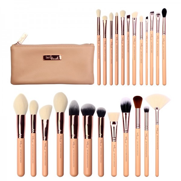 lenibrush - Brush Set - Full Collection Set - The Nudes Edition