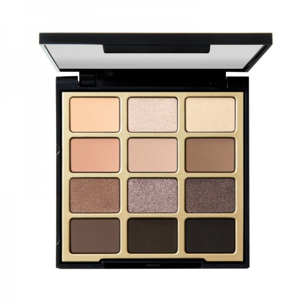 Milani - Eyeshadow Palette - Soft & Sultry