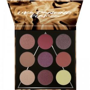 essence - Lidschattenpalette - online exclusives - FIRE eyeshadow palette 01 like dancing flames