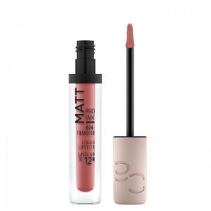 Catrice - Flüssiger Lippenstift - Matt Pro Ink Non-Transfer Liquid Lipstick 020 - Confidence Is Key