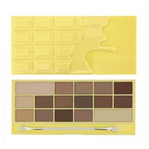 I Heart Revolution - Eyeshadow Palette - Wonder Palette White Chocolate