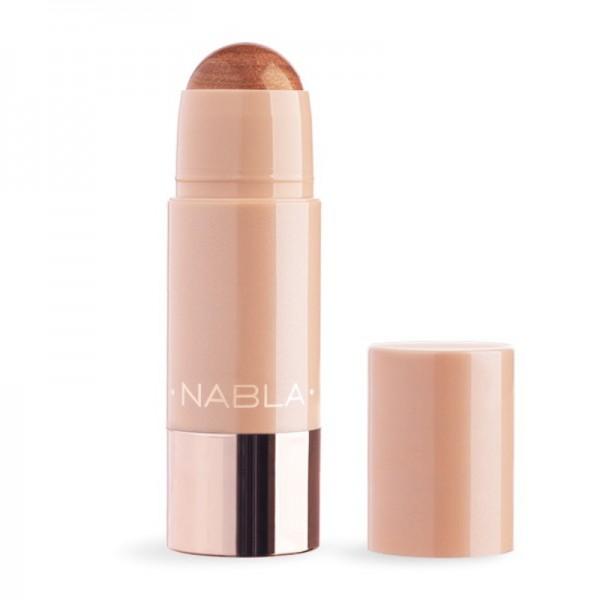 Nabla - Highlighter - Denude Collection - Glowy Skin Highlighter - Nude Job