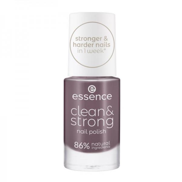 essence - Nagellack - clean & strong nail polish - 07 Juicy Terra