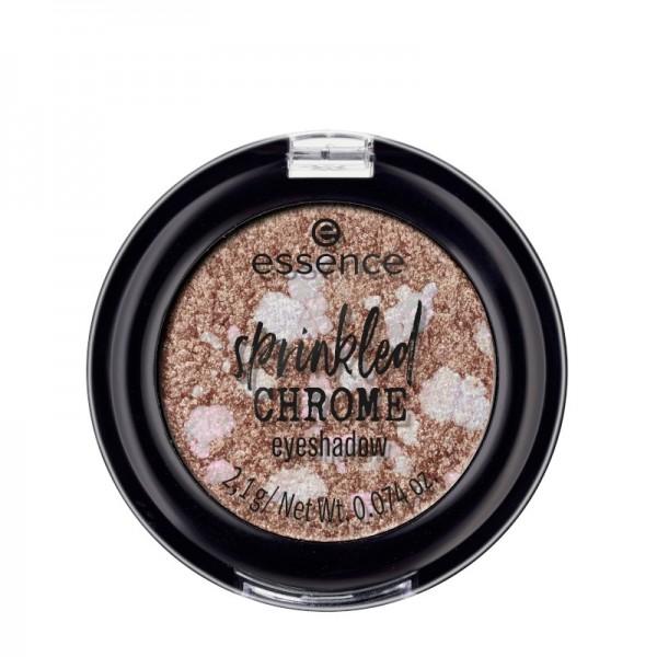 essence - Lidschatten - sprinkled chrome eyeshadow 01 - Venus