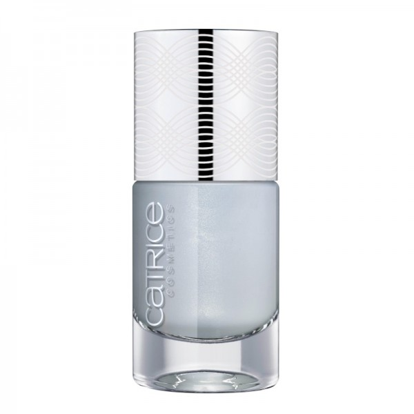 Catrice - Nagellack - Travel De Luxe - Nail Lacquer C02 - Grey County