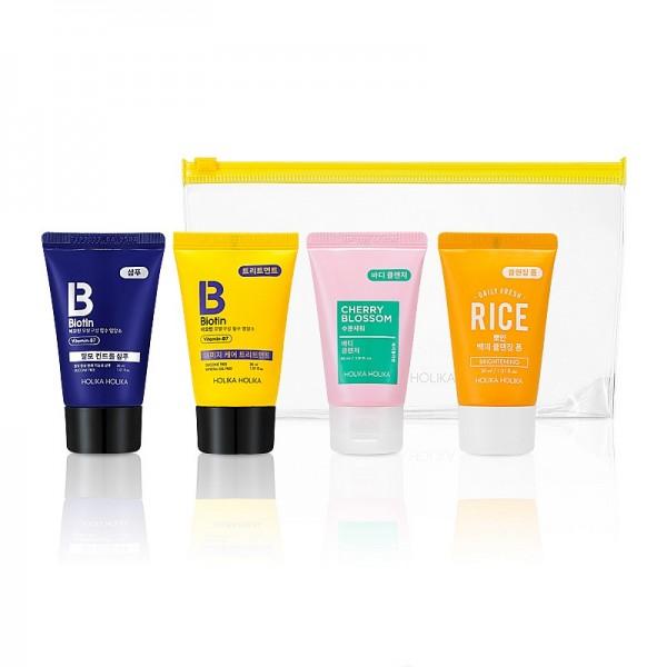 Holika Holika - Haircare-Travelkit - Biotin Travel Kit