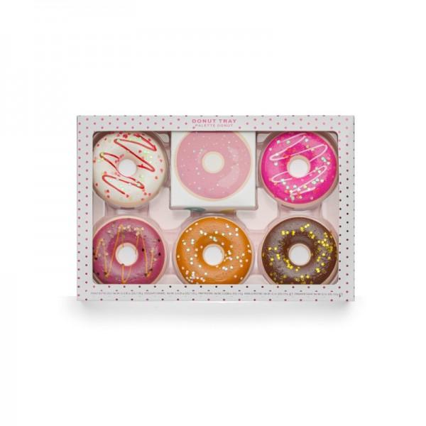 I Heart Revolution - Geschenkset - Makeupset - Donut Tray