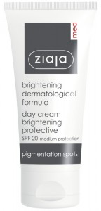 Ziaja Med - Med Brightening Protective Day Cream SPF 20