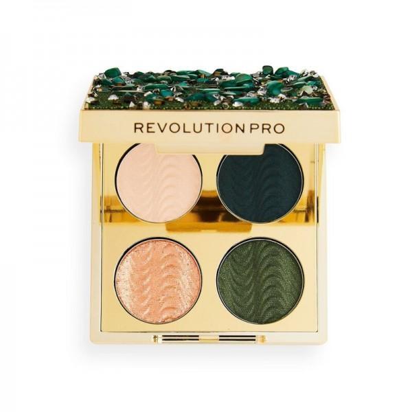 Revolution Pro - Lidschattenpalette - Ultimate Eye Look Palette - So Jaded