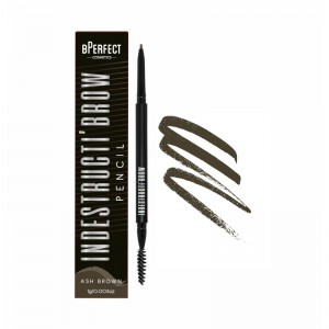 BPerfect - Augenbrauenstift - Indestructi'Brow Pencil - Ash Brown