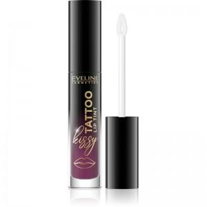 Eveline Cosmetics - Flüssiger Lippenstift - Kissy Tattoo Lip Tint - 06 Wild Rose