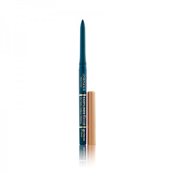 Jordana - Eyeliner - Easyliner For Eyes - Sterling Blue