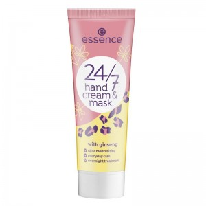 essence - Hand cream - 24/7 hand cream & mask