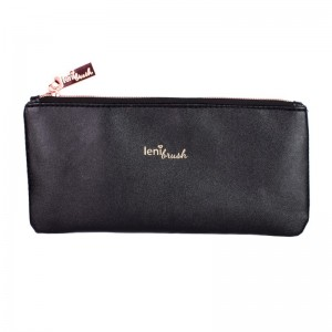 lenibrush - Makeup Bag - Matte Black Edition