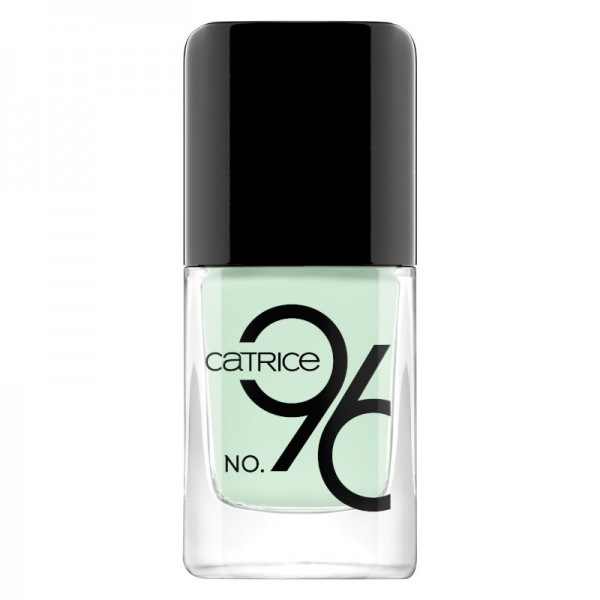 Catrice - Nagellack - ICONails Gel Lacquer 96 - Nap Green