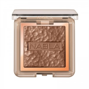Nabla - Miami Lights Collection - Skin Bronzing Bronzer - Soft Revenge