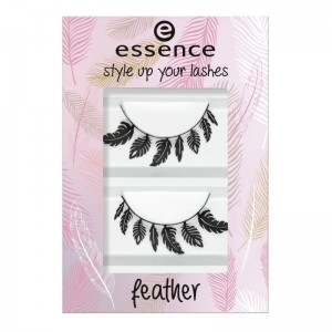 essence - Falsche Wimpern - style up your lashes - 02 feather