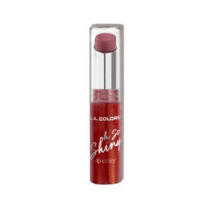 LA Colors - Lippenstift - Oh So Shiny Lip Color - Sassy