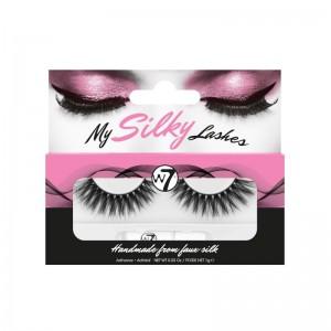 W7 - false lashes - Faux Silky Lashes - 33