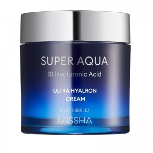 MISSHA - Gesichtspflege - Super Aqua Ultra Hyaluron Cream