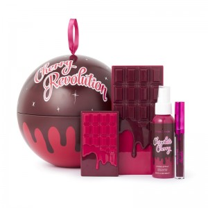 I Heart Revolution - Geschenkset - Cherry Revolution Gift Set