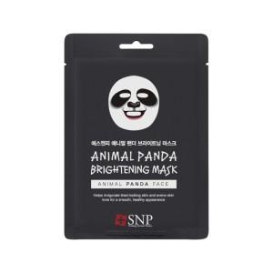 SNP - Gesichtsmaske - Animal Panda Brightening Mask