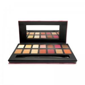 W7 - Lidschattenpalette - Eye Colour Palette - Delicious - Natural & Berry
