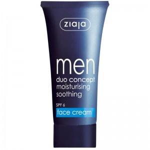 Ziaja - Gesichtspflege - Men Face Cream SPF 6