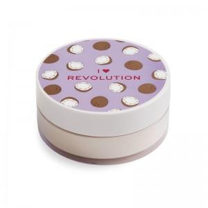 I Heart Revolution - Puder - Loose Baking Powder Coconut