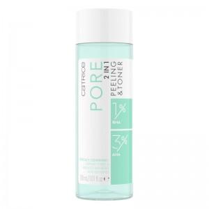 Catrice - Gesichtswasser - Pore 2-in-1 Peeling & Toner