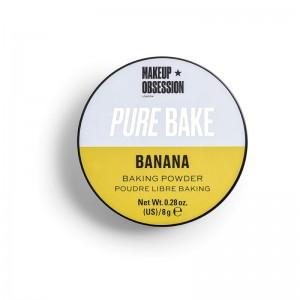 Makeup Obsession - Puder - Pure Bake Baking Powder Banana